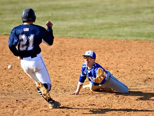 Spring Grove vs Dallastown baseball