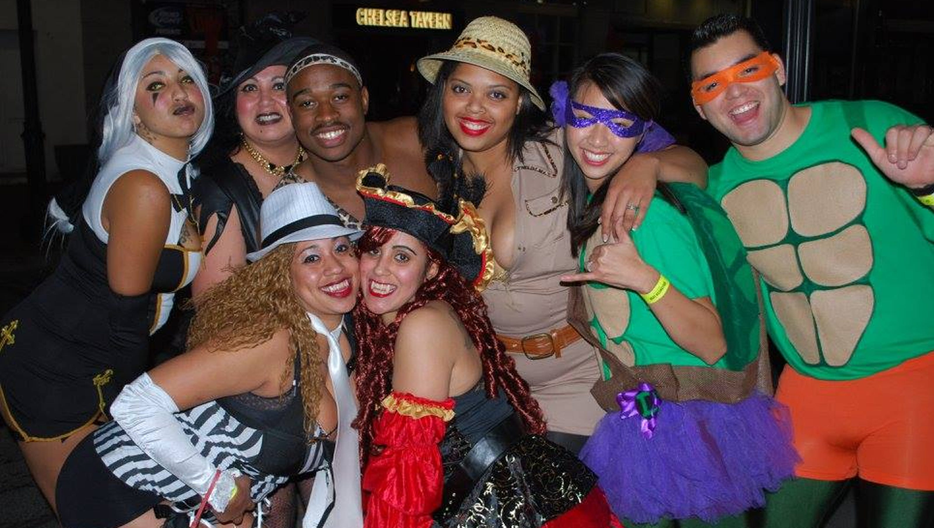 buses out, lyft in for wilmington's halloween loop