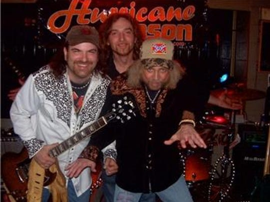 Get your rock and roll fix this Motorcycle Rally weekend with Hurricane Mason from Oklahoma at Grace O'Malley's Irish Pub, Friday and Saturday night.