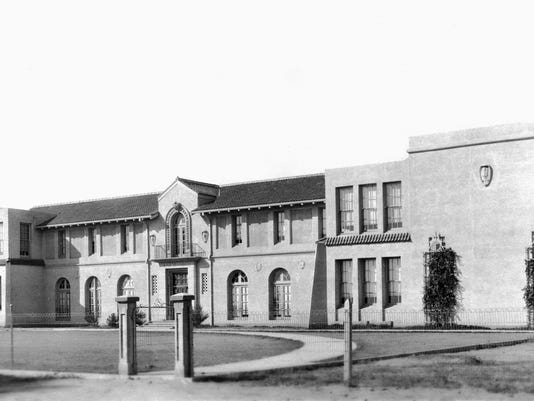 Arizona Then and Now: Evolution of a school