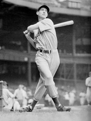 Ted Williams once autographed a ball used to strike him out by a rookie pitcher.