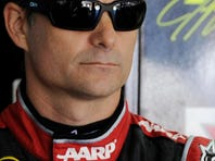 Rick Hendrick said he talked via telephone earlier in the week to Jeff Gordon, who was vacationing in France.