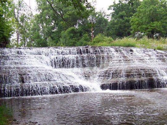 Thistlethwaite Falls