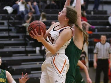 Brooke Stanfield of the Republic Tigers.