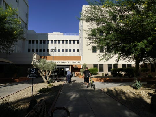 The U.S. Office of Special Counsel says Phoenix's VA
