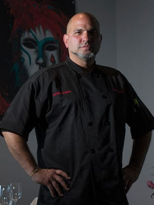 Chef Michael Psilakis opened Teatro in Bonita Springs this year.