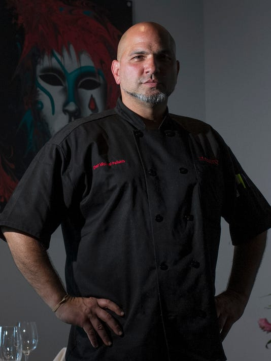 Chef Michael Psilakis Teatro Bonita Springs