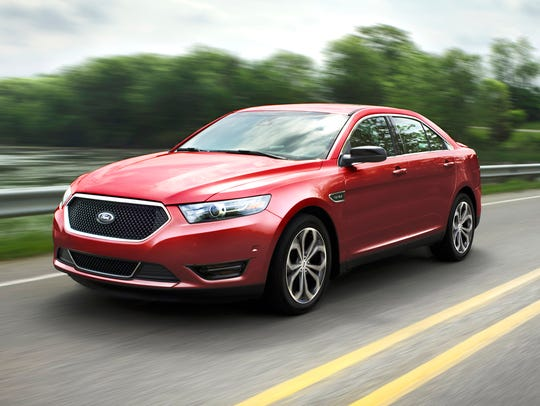 3.  2017 Ford Taurus made in Chicago