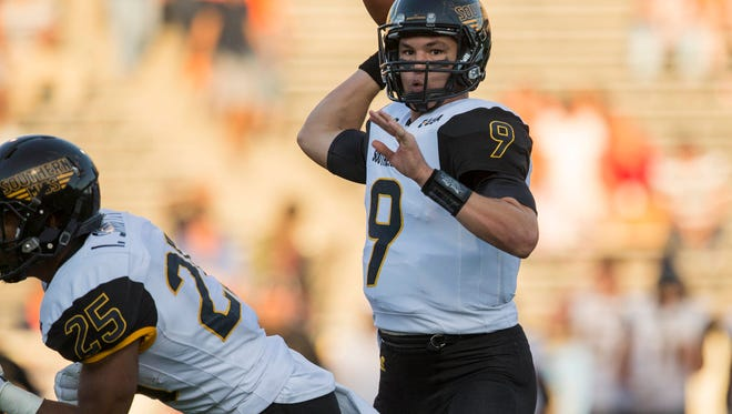 Southern Miss quarterback Nick Mullens is expected to play Saturday against LSU. The senior Golden Eagle suffered a thumb injury during last week's game at UTSA.