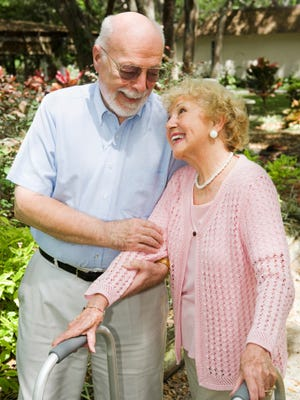 Caring for a spouse or loved one brings challenges and joys.