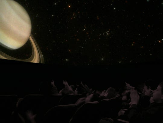 The Planetarium upgraded to a digital theater in 2008.