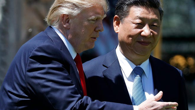 Presidents Trump and Xi must work together to form a transformational trade deal that establishes the U.S. and China on equal footing, Watkins writes.