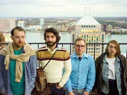 Frontier Ruckus will perform at The Robin Theatre on Saturday, April 15.