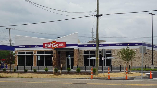 The expanded GetGo Café + Market Place on Whipple Avenue in Jackson Township is nearing completion. The company has not released an opening date but stated it should be this summer.