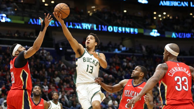 Milwaukee Bucks guard Malcolm Brogdon has decided to partner with two organizations that bring clean drinking water to Africa.
