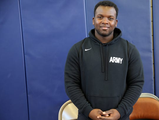 Sgt. Cory Ivins is a participant in the Army Trials