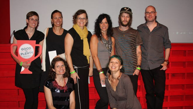 Past finalists for the Good 'N Plenty award, hosted by SMoCA.