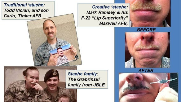 Air Force Mustache March