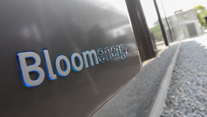 Delaware officials didn't penalize Bloom Energy, recipient of a $16.5 million grant in 2012, for not meeting employment or compensation benchmarks by September.