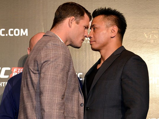 Bisping and Le