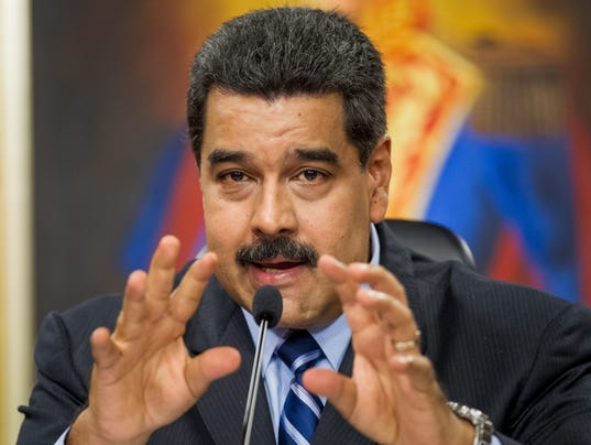 EPA VENEZUELA USA POL GOVERNMENT VEN DC