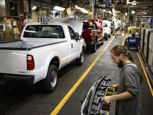 BLM FORD PLANT ANNOUNCMENT A FIN USA KY