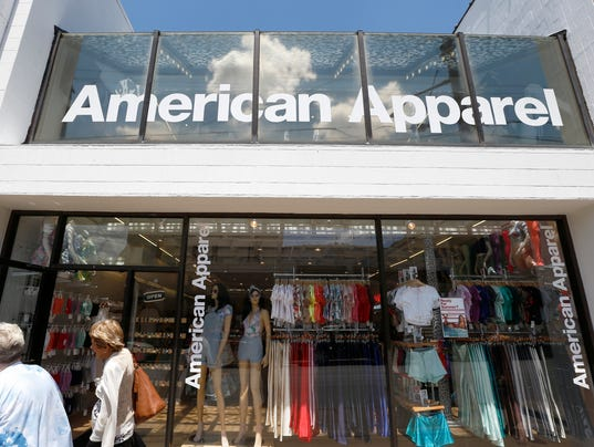 AP AMERICAN APPAREL BANKRUPTCY F FILE A USA PA