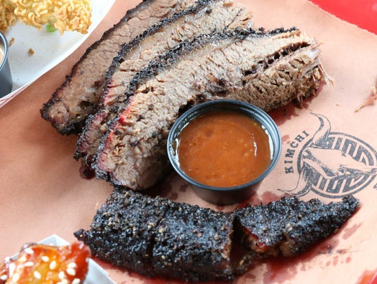 The BBQ Food Crawl.
