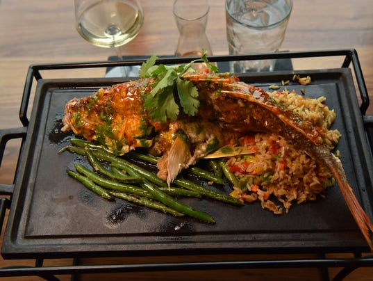 An easy and delicious way to cook red snapper for Mitchell s fish market lansing