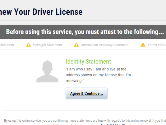 north carolina dmv tests online driver license renewal
