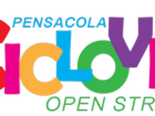 Ciclovia will take place from 9 a.m. to 5 p.m. March 25 in downtown Pensacola.