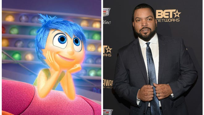 Cube loves 'Inside Out'!
