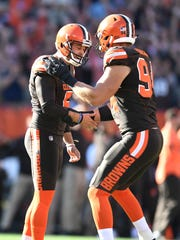 The Browns plan to unveil new uniforms – again – in 2020.