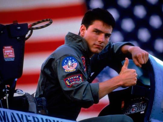 Big thumbs up for 'Top Gun: Maverick.'