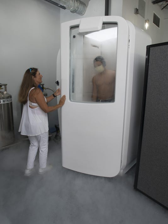 Chill Cryotherapy