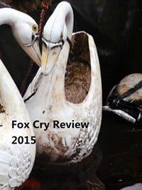 Fox Cry Review 2015 cover.