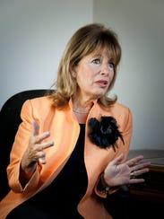U.S. Rep. Jackie Speier, D-Calif., on Oct. 29 in San