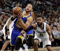 Stephen Curry scored 36 as Golden State toppled in...