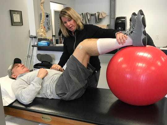 Lisa DeConick, Doctor of Physical Therapy at Michigan