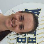 Port Huron Northern softball player Lexie Orr