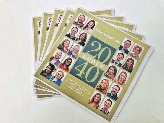 20 Under 40 Class of 2016
