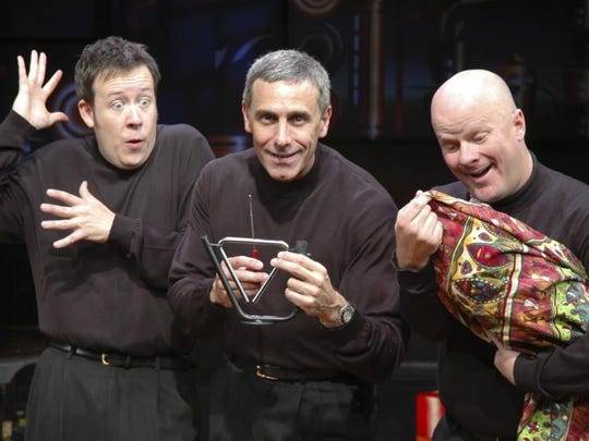 """""""Triple Espresso"""" is returning to the Temple Theater in Des Moines."""