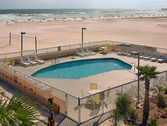 Days Inn Pensacola Beachfront
