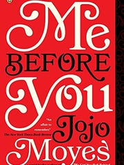 """Me Before You"" by Jojo Moyes is reviewed this week"