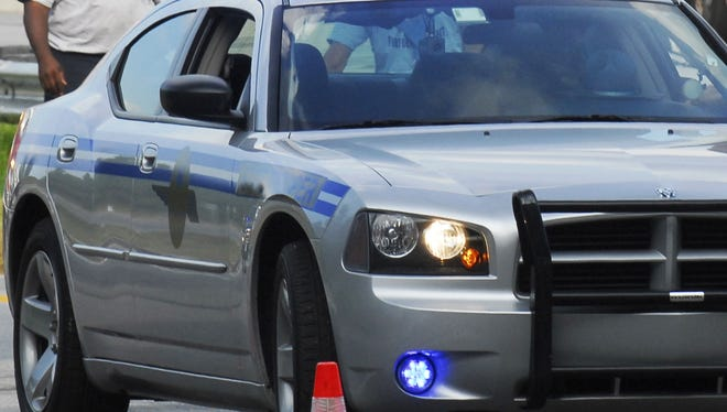 The Highway Patrol was investigating a wreck in Seneca.