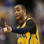 Dec 16, 2015; Indianapolis, IN, USA; Indiana Pacers