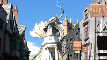 Wizarding World of Harry Potter: A lifelong fan makes the pilgrimage