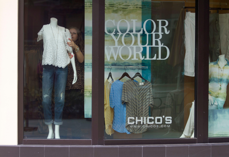 Chicos employee online discount