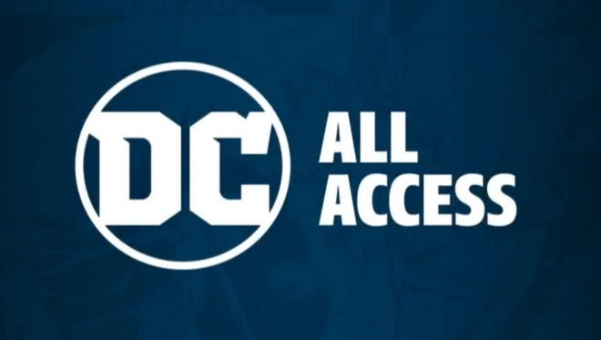 DC Comics released its app, All Access, which offers some interesting things for DC fans, but is mostly a tool to sell movie tickets and comic books.