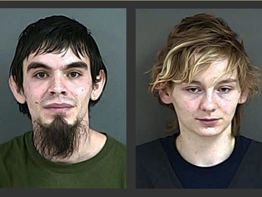 Baby died, parents arrested